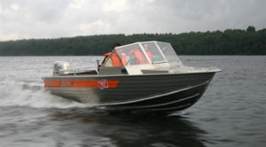 моторная лодка wellboat 45M